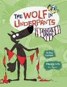 Cover-Bild zu Lupano, Wilfrid: The Wolf in Underpants at Full Speed