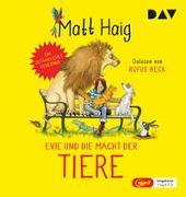 Cover-Bild zu Evie und die Macht der Tiere von Haig, Matt