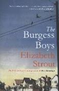 Cover-Bild zu The Burgess Boys von Strout, Elizabeth
