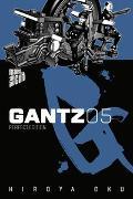 Cover-Bild zu Oku, Hiroya: Gantz 5
