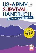 Cover-Bild zu US Army Survival Handbuch von Boswell, John