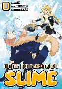 Cover-Bild zu Fuse: That Time I Got Reincarnated as a Slime 11