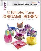 Cover-Bild zu Fuse, Tomoko: Tomoko Fuse: Origami-Boxen (Die Kunst des Faltens)