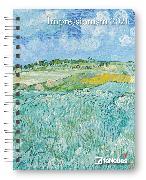 Cover-Bild zu Impressionism 2021 - Diary - Buchkalender - Taschenkalender - Kunstkalender - 16,5x21,6