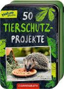 Cover-Bild zu 50 Tierschutz-Projekte von Haag, Holger