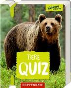 Cover-Bild zu Tiere-Quiz von Oftring, Bärbel