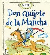 Cover-Bild zu Navarro Duran, Rosa: Quien Es Don Quijote de La Mancha