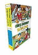 Cover-Bild zu Rosa, Don: Onkel Dagobert und Donald Duck - Don Rosa Library Schuber 1
