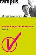 Cover-Bild zu Einstellungstest compact: Logik von Püttjer, Christian