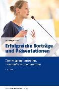 Cover-Bild zu Erfolgreiche Vorträge und Präsentationen von Mentzel, Wolfgang