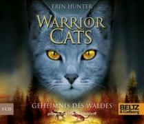 Cover-Bild zu Warrior Cats Staffel 1/03. Geheimnis des Waldes von Hunter, Erin