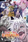 Cover-Bild zu Yoshiaki Sukeno: Twin Star Exorcists, Vol. 17
