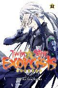 Cover-Bild zu Yoshiaki Sukeno: Twin Star Exorcists, Vol. 11