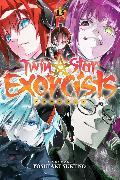 Cover-Bild zu Yoshiaki Sukeno: Twin Star Exorcists, Vol. 13