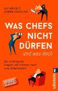 Cover-Bild zu Was Chefs nicht dürfen (und was doch) von Weigelt, Ulf