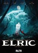 Cover-Bild zu Blondel, Julien: Elric 03. Der weisse Wolf