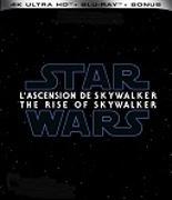 Cover-Bild zu Star Wars - L'ascension de - 4K + 2D Steelbook