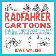 Cover-Bild zu Die Radfahrer Cartoons von Walker, Dave