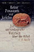 Cover-Bild zu Keine Posaunen vor Jericho (eBook) von Finkelstein, Israel
