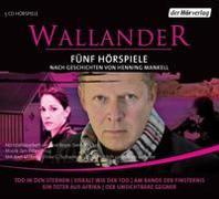 Cover-Bild zu Wallander. Fünf Hörspiele. 1. Staffel von Mankell, Henning