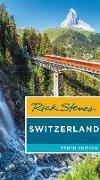 Cover-Bild zu Rick Steves Switzerland (Tenth Edition)