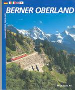 Cover-Bild zu Bildband Berner Oberland