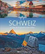 Cover-Bild zu Highlights Schweiz von Goetz, Rolf