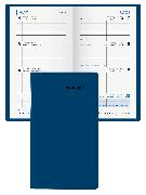 Cover-Bild zu Biella Taschenagenda Colorful, blau 2021