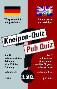 Cover-Bild zu How to create successfully a Pub Quiz (eBook) von Marquardt, Sabine