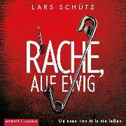 Cover-Bild zu Rache, auf ewig (Ein Grall-und-Wyler-Thriller 3) (Audio Download) von Schütz, Lars