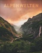 Cover-Bild zu Alpenwelten von Hefele, Stefan