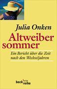 Cover-Bild zu Altweibersommer von Onken, Julia