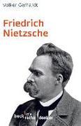 Cover-Bild zu Friedrich Nietzsche von Gerhardt, Volker