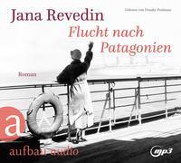 Cover-Bild zu Flucht nach Patagonien von Revedin, Jana