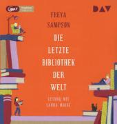 Cover-Bild zu Die letzte Bibliothek der Welt von Sampson, Freya