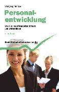 Cover-Bild zu Personalentwicklung von Mentzel, Wolfgang