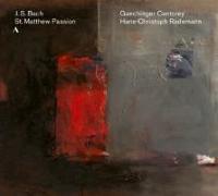 Cover-Bild zu Matthäus-Passion BWV 244 von Bach, Johann Sebastian (Komponist)
