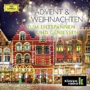Cover-Bild zu Advent & Weihnachten - zum Entspannen und Genießen