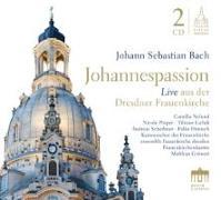 Cover-Bild zu Johannespassion von Bach, Johann Sebastian (Komponist)