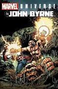 Cover-Bild zu Byrne, John: Marvel Universe By John Byrne Omnibus Vol. 2