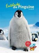 Cover-Bild zu Entdecke die Pinguine von Schmidt, Thomas