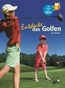 Cover-Bild zu Entdecke das Golfen von Rehbock, Lars