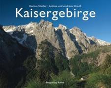 Cover-Bild zu Kaisergebirge von Stadler, Markus