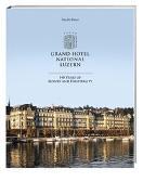 Cover-Bild zu Grand Hotel National Luzern, englisch von Birrer, Sibylle