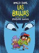 Cover-Bild zu Dahl, Roald: Las Brujas. (Novela Gráfica) / The Witches. the Graphic Novel