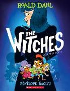 Cover-Bild zu Dahl, Roald: The Witches: The Graphic Novel