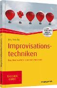 Cover-Bild zu Improvisationstechniken von Preußig, Jörg