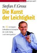 Cover-Bild zu Die Kunst der Leichtigkeit von Gross, Stefan F.
