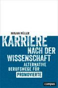 Cover-Bild zu Karriere nach der Wissenschaft von Müller, Mirjam