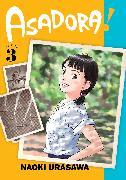 Cover-Bild zu Urasawa, Naoki: Asadora!, Vol. 3
